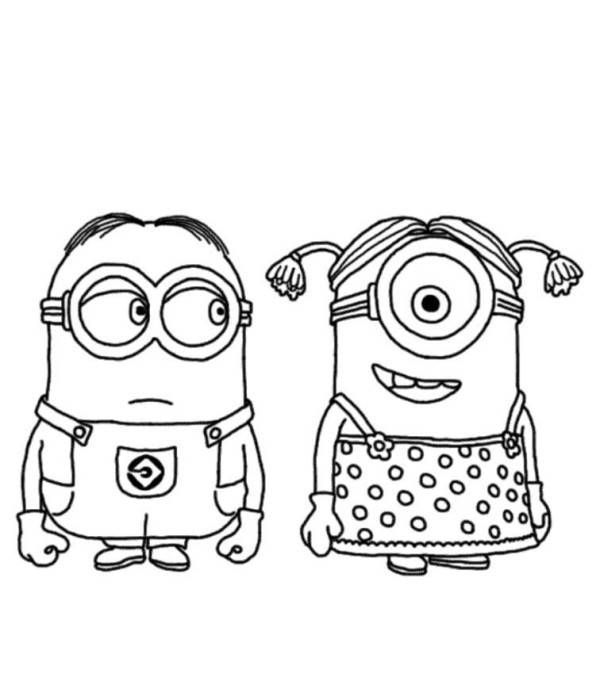 minion-desconfiado