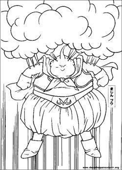 Desenhos De Dragon Ball Desenhos Para Colorir