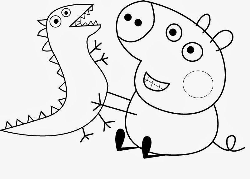 Home » Desenhos da Peppa Pig » Peppa com brinquedo