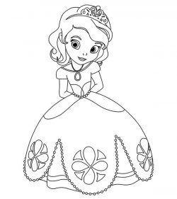 Desenhos De Princesas Para Colorir E Imprimir Desenhos Para Colorir