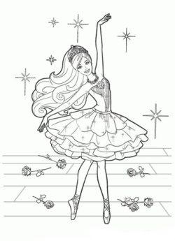 Desenhos Da Barbie Para Colorir E Imprimir Desenhos Para Colorir