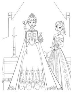 Desenhos Da Frozen Para Colorir E Imprimir Desenhos Para Colorir