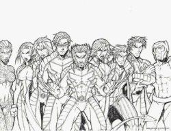 Mais De 90 Desenhos De Super Herois Para Colorir E Imprimir