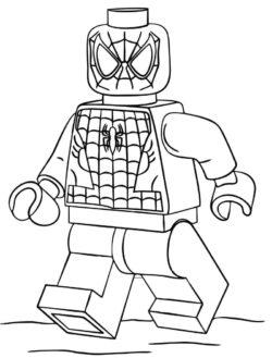 Desenhos Do Homem Aranha Para Colorir E Imprimir Desenhos Para