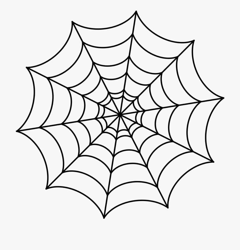 Teia do Homem Aranha para Colorir – Desenhos para Colorir