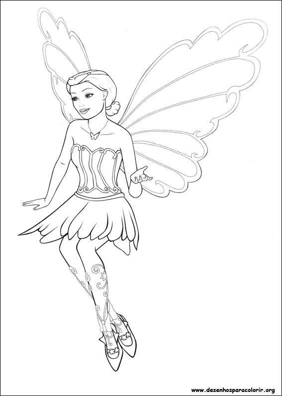barbie-mariposa