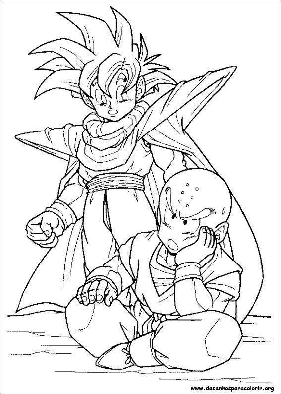 Dragon Ball Z Melhores Desenhos
