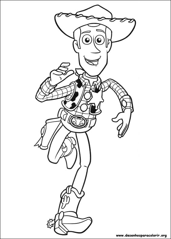 Toy Story 3 Coletanea Para Colorir Desenhos Para Colorir