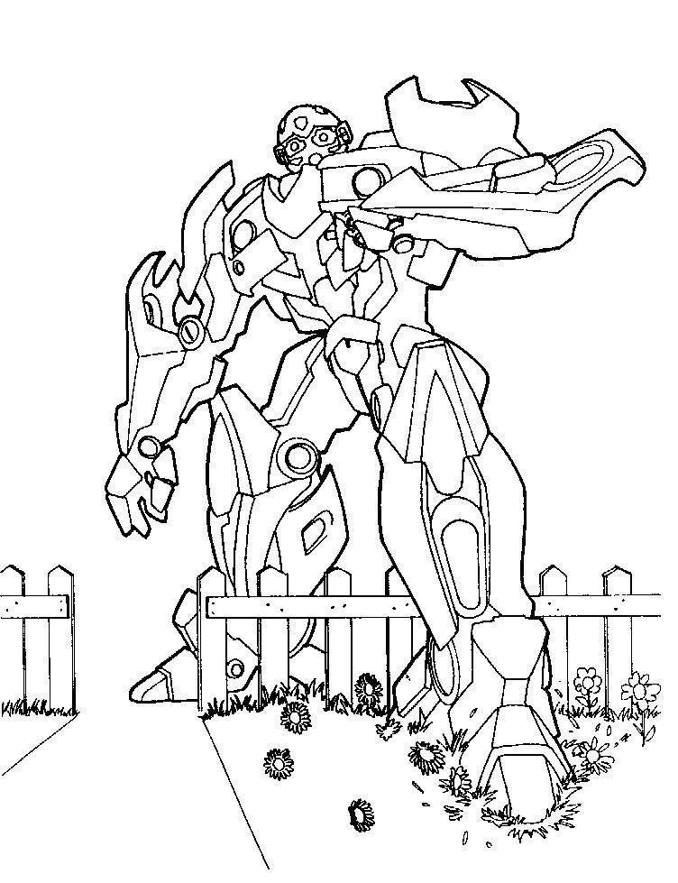 transformers5 Desenhos para